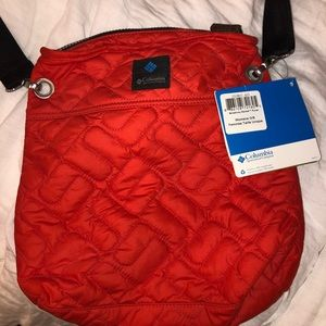 Columbia purse never used with tag